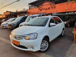 Toyota / Etios Sedan 1.5 XLS - Completo - Novo !
