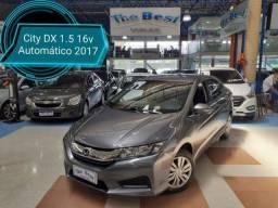 Honda City DX 1.5 Automático CVT
