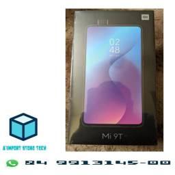 Xiaomi MI 9T - 6GB RAM / 128GB ROM - Global - CAIXA LACRADA