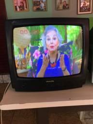 Tv de Tubo Philips 20 Polegadas ( Esse Valor para Hoje)!!!