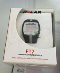 2 relógios monitores cardíacos: Polar FT7 + Polar RS100