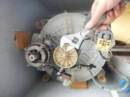 PSS serviços. Concerto de máquinas de lavar em domicílio