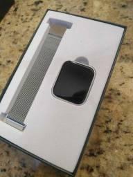 Smartwatch p70 com 2 pulseiras R$ 320,00