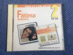 Fátima Guedes - 2 LPs em 1 CD