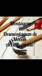 Monto e desmonto desmonto móveis em Caetano do sul
