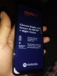 Celular moto E7 plus 64gb