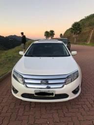 Ford Fusion 2.5 Branco Pérola com Teto Solar