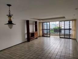 Alugo apartamento em Boa Viagem / 130m² / junto dos colégios