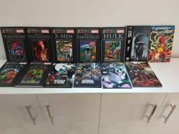 Quadrinhos da Marvel e DC