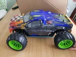 Monster Truck a Combustível<br><br>- Até 12x sem júros - Ribeirão