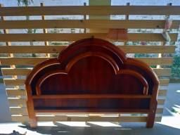 Cama madeira maciça sem colchão