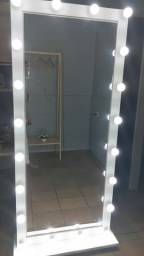 Espelho luzes