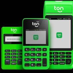 Maquina de cartão Ton
