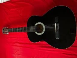 violão giannin preto