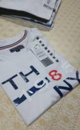 Camiseta Tommy Premium com 5% elastano