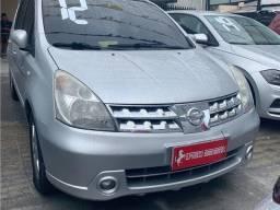 Nissan Livina 2012 1.8 s 16v flex 4p automático