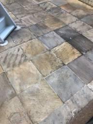Pedra São Tomé piso/revestimento deck