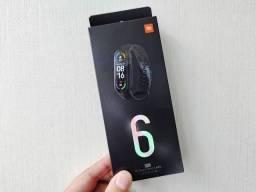 Lançamento Relógio Xiaomi Mi Band 6 Original