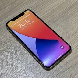 Iphone X - 64gigas -  prata