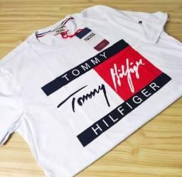 Camisetas Tommy, Lacoste e Calvin Klein
