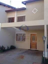 Casa de condomínio à venda com 2 dormitórios em Jardim bela vista, Sumaré cod:VCA000670