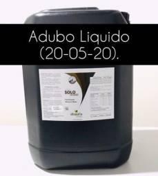 Adubo líquido