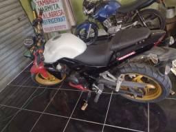 Vendo ou troco por XRE moto next 250 cc