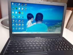 Notebook Assus core i5- 6200u 4gb 1tb