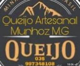 Queijos artesanalMinas Gerais Munhoz mg