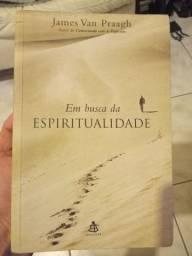 Livro Em busca da Espiritualidade - James Van Praag