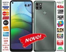 "Moto G9 Power 128GB Octacore, 4GB Ram, Tela 6.8"", 3Cam 48MP, Novo, Caixa, NF, Gar, Trc"