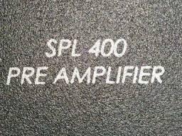 Amplificador SPL400 Sansara, som ambiente, sonorização, som para loja,