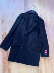 Sobretudo casaco Billy London Masculino