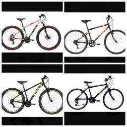 Bicicleta adultos e crianças