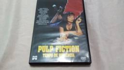 DVD ORIGINAL PULP FICTION TEMPO DE VIOLÊNCIA