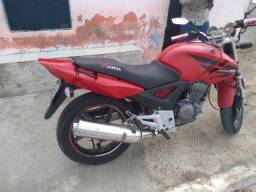 Moto cbx Twister