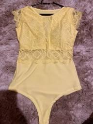 Body amarelo