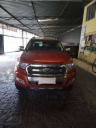 Caminhonete Ford Ranger limited