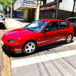 Honda civic 1995 1.6 vti 16v gasolina 2p manual