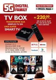 BOX  TV 128GB