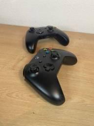 Controle Xbox one E Xbox 360