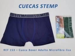 Cueca boxer ADULTO stemp