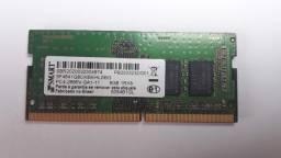 Memória Ram Ddr4 2666 Mhz 8gb 1x8gb Smart Sf4641g8ck8iehlsbg