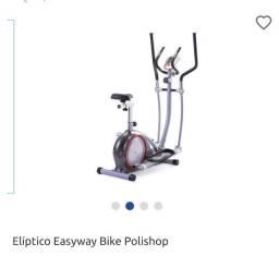 Elíptico easyway bike Polishop