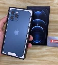 Iphone 12 pro max 128gb. Lacrado. Garantia. Loja fisica