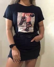 T-shirt blusa
