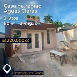 casa em via publica  financia pela caixa  R$ 320 mil