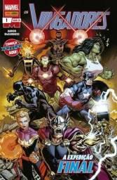 Os Vingadores Marvel - Coleção digital hqs - 1963 a 2021 (atualizada)