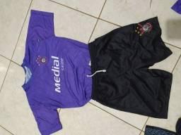 Uniforme  feminino  futebol