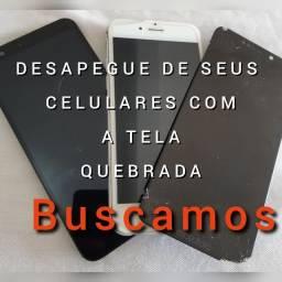 DESAPEGUE DE SEU CELULLAR QUEBRADO